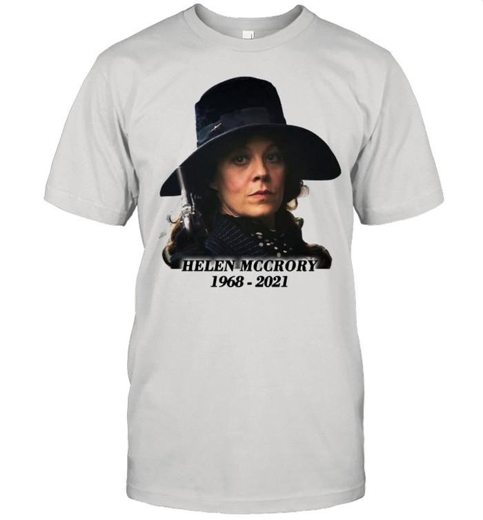 Helen Mccrory 1968 2021  Classic Men's T-shirt