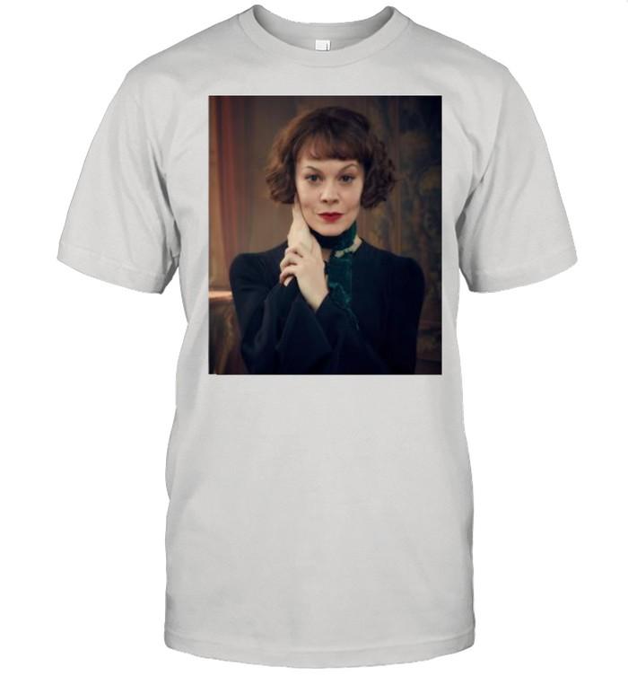 Helena Mccrory Legand Harry Potter Never Die  Classic Men's T-shirt