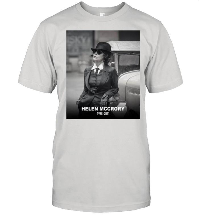 RIP Helena Mccrory 1968 2021 Polly  Classic Men's T-shirt