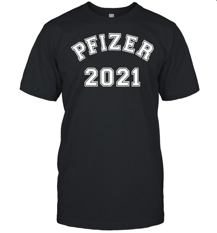 Team Pfizer – Vaccinated Pfizer 2021 shirt Classic Men's T-shirt