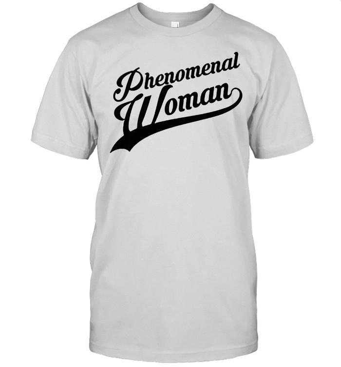 Phenomenal woman shirt Classic Men's T-shirt