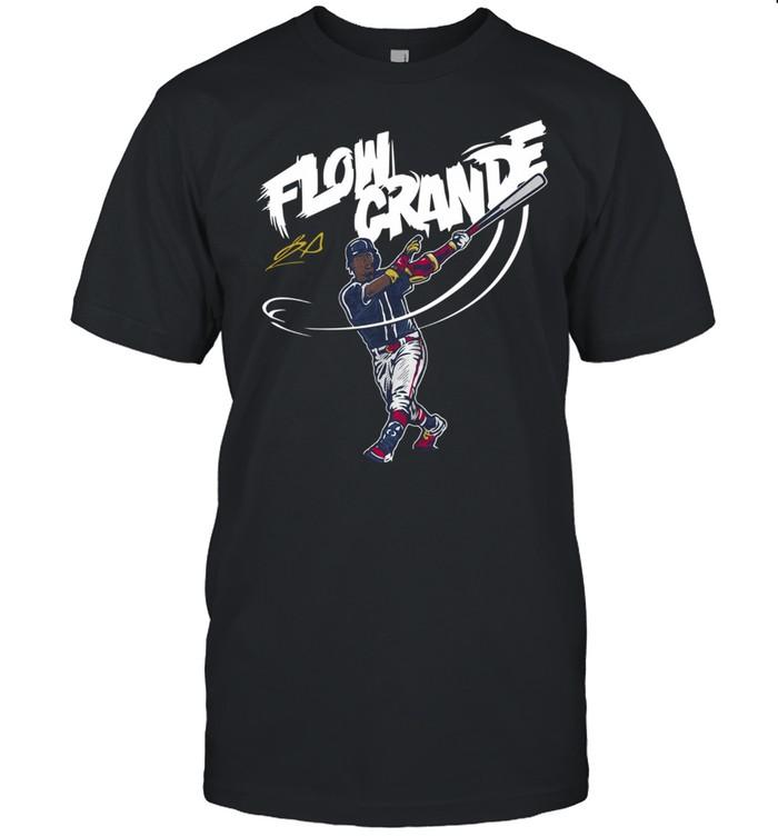 Ronald Acuña Flow Grande Baseball  Classic Men's T-shirt