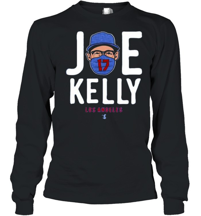 Joe Kelly Los Angeles  Long Sleeved T-shirt
