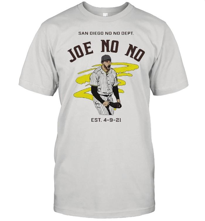 San Diego No No Dept Joe No No  Classic Men's T-shirt