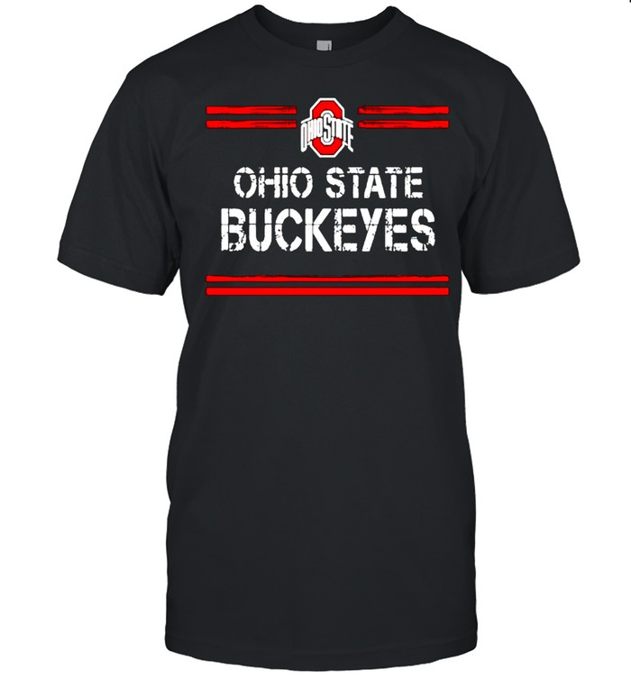Ohio State Buckeyes logo shirt Classic Men's T-shirt