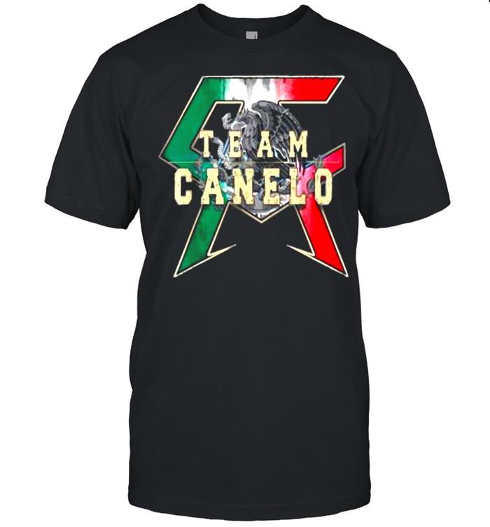 Team Canelos Saul Alvarez boxer  Classic Men's T-shirt