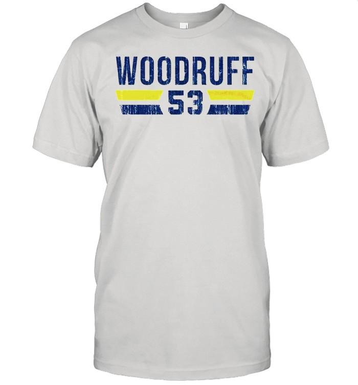 Woodruff 53 shirt Classic Men's T-shirt