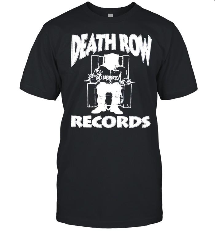 Death row records shirt Classic Men's T-shirt