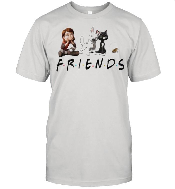 Bolt Friends Disney  Classic Men's T-shirt