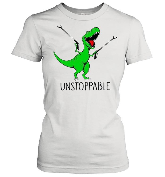 TRex unstoppable shirt Classic Women's T-shirt