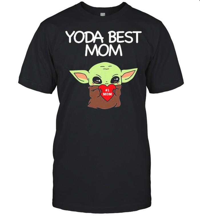 Yoda Best Mom shirt Classic Men's T-shirt