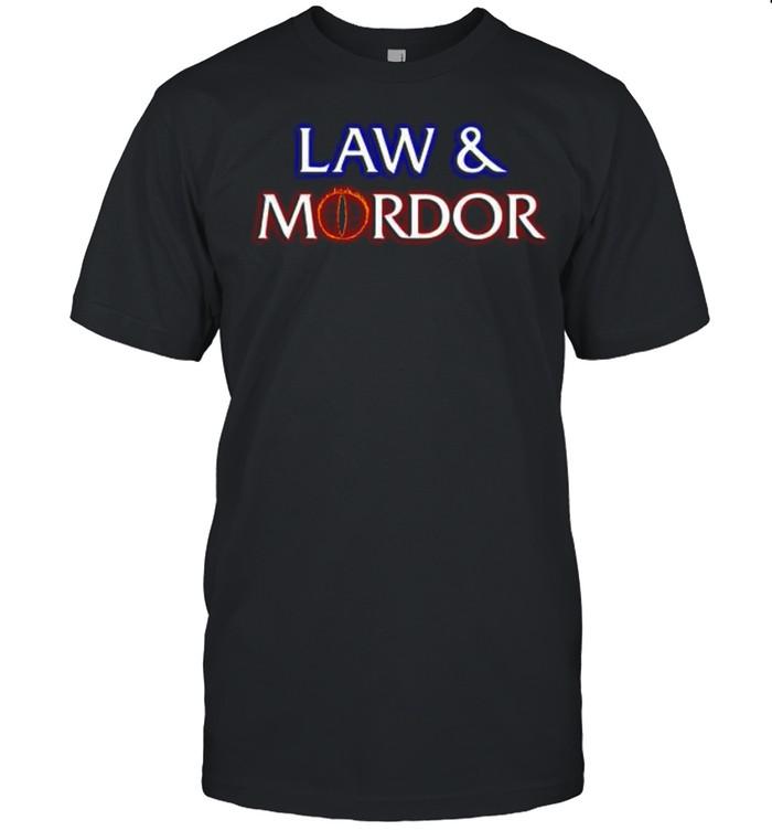 Law And Mordor 2021 shirt Classic Men's T-shirt