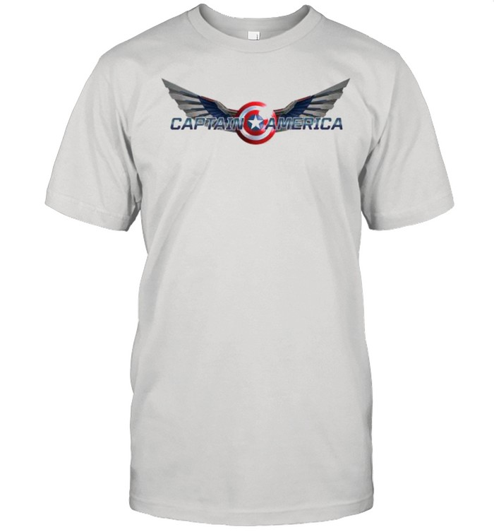 The Falcon and the Winter Soldier Captain America Wings  Classic Men's T-shirt