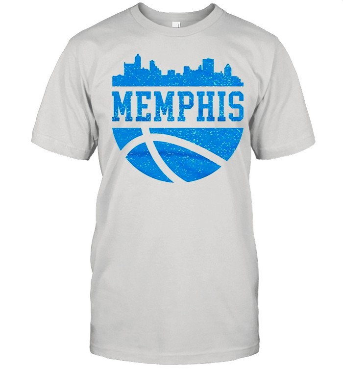 Memphis Tennessee City Ball Tennessee Lifestyle shirt Classic Men's T-shirt