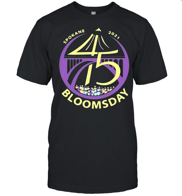 Spokane 2021 Bloomsday T-shirt Classic Men's T-shirt