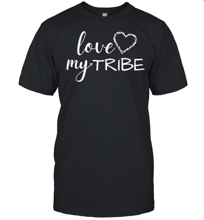 Love my Tribe shirt Classic Men's T-shirt