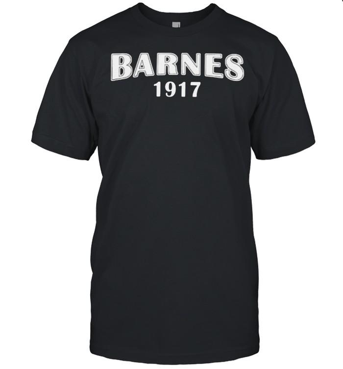 Barnes 1917 shirt Classic Men's T-shirt