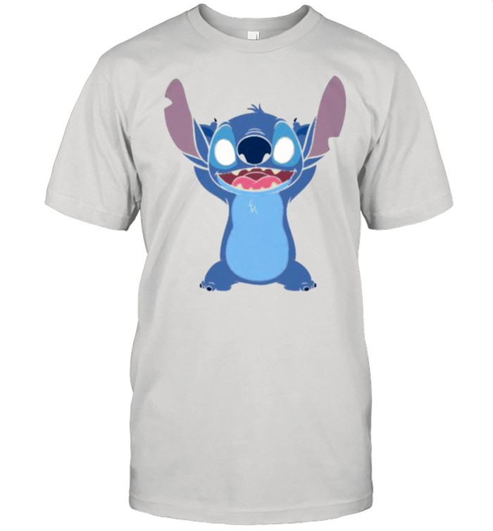 Stitch Supernatural Creature  Classic Men's T-shirt