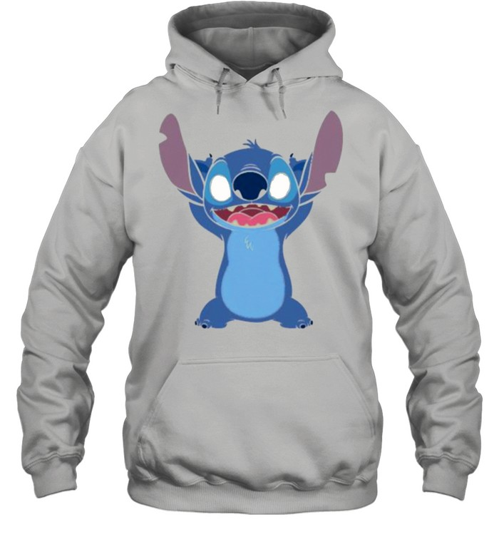 Stitch Supernatural Creature  Unisex Hoodie