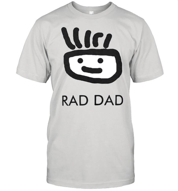 Rad Dad shirt Classic Men's T-shirt