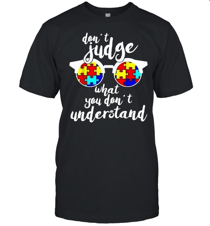 Autistic Awareness  Classic Men's T-shirt