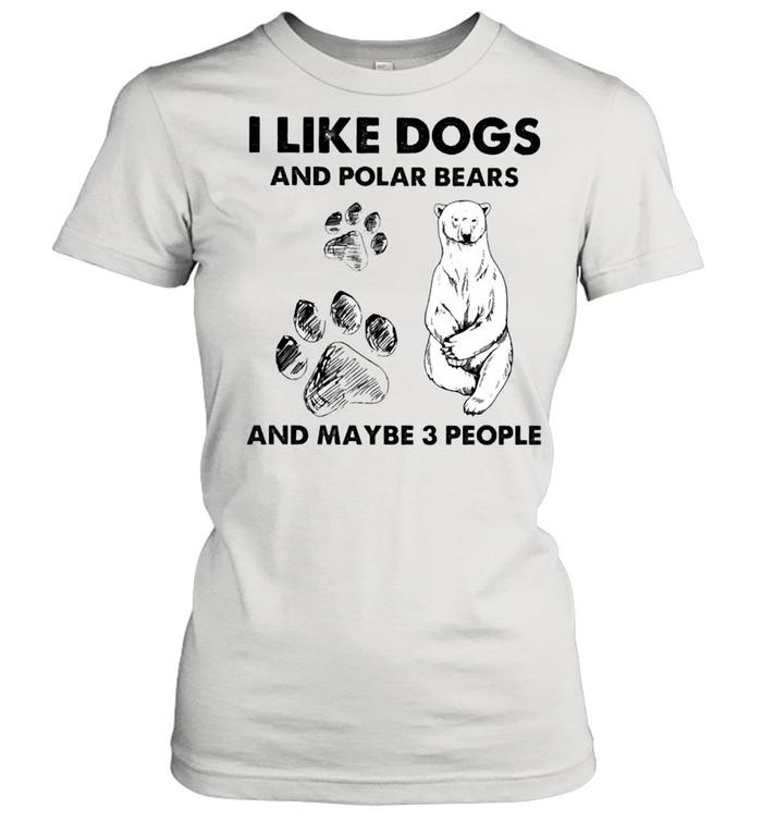 I like Fogs and Maybe like 3 people Unisex Gift T-Shirt Shirt Gift For Men Women Hoodie Sweatshirt Kid T-Shirt