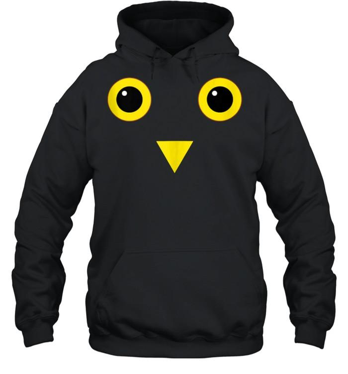 Owl Stylized  Unisex Hoodie