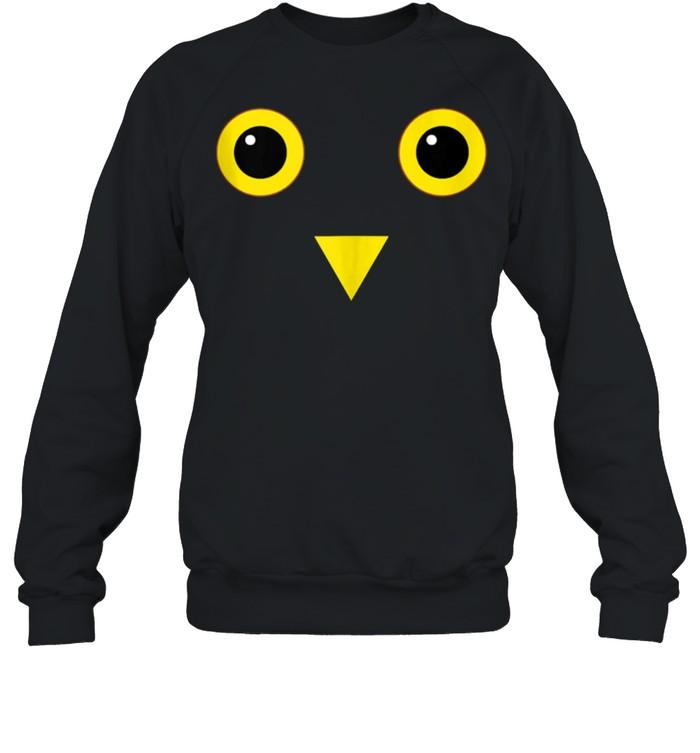 Owl Stylized  Unisex Sweatshirt
