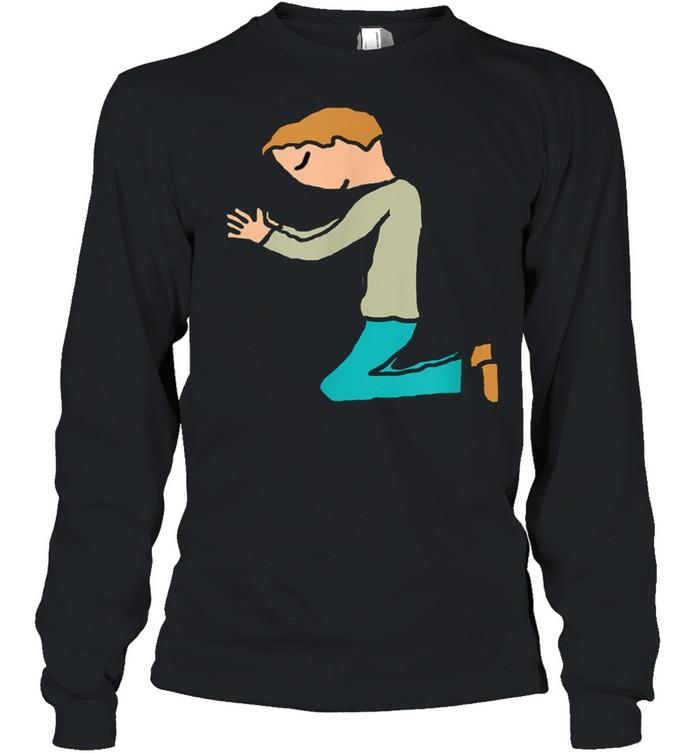 Praying  Long Sleeved T-shirt