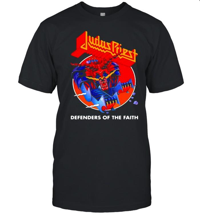 Judas priest defenders of the faith blood moon shirt Classic Men's T-shirt