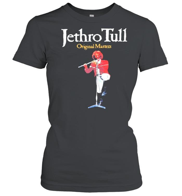 Jethro Tull original masters shirt Classic Women's T-shirt