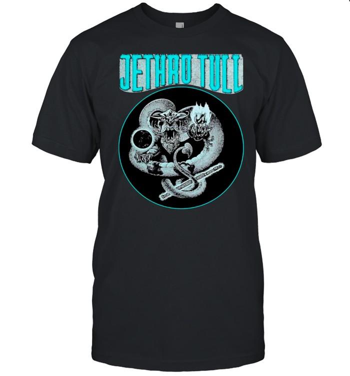 Jethro tull skull dragon shirt Classic Men's T-shirt