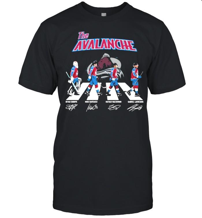 The alavanche abbey road signature shirt Classic Men's T-shirt