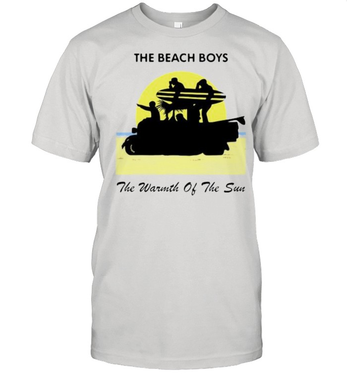The beach boys the warmth of the sun shirt Classic Men's T-shirt