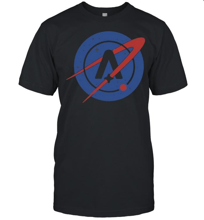 Nasa Astroneer T-shirt Classic Men's T-shirt