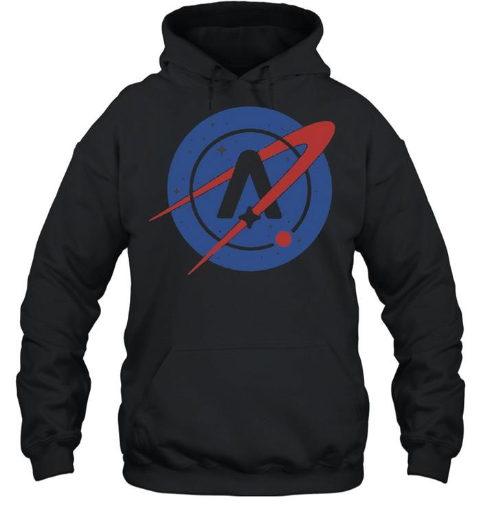 Nasa Astroneer T-shirt Unisex Hoodie