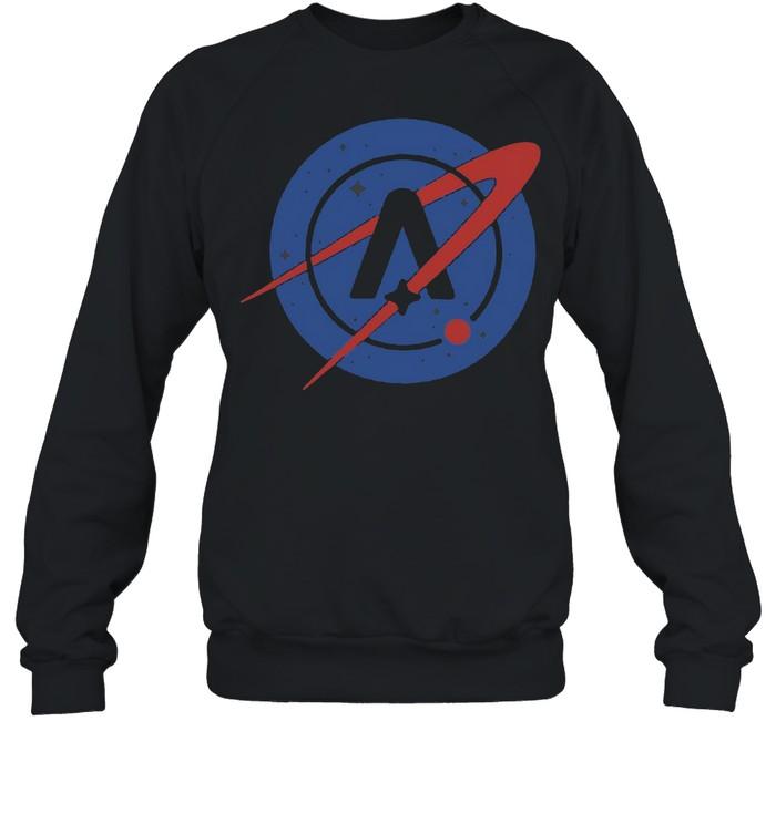 Nasa Astroneer T-shirt Unisex Sweatshirt