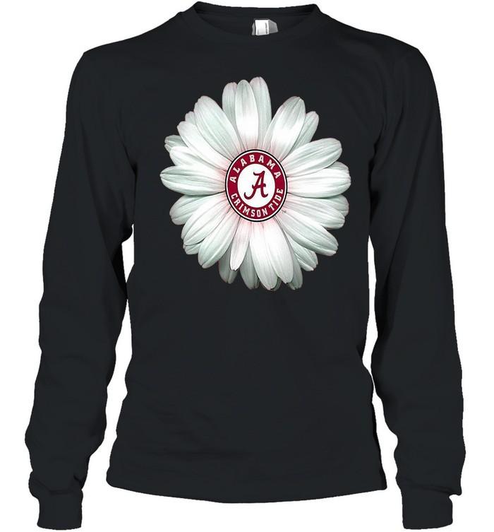 Alabama Crimson Tide shirt Long Sleeved T-shirt
