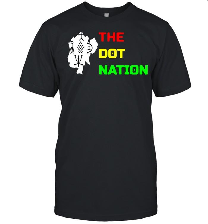 The dot nation T-sshirt Classic Men's T-shirt