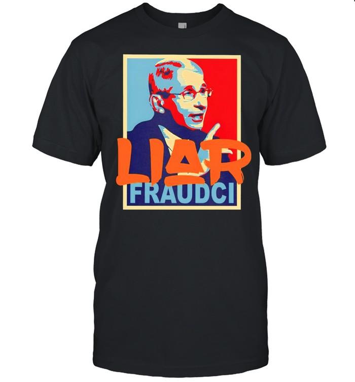 Liar Fraidci vintage shirt Classic Men's T-shirt