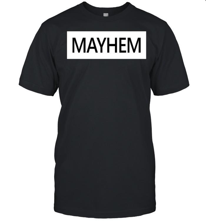Mayhem shirt Classic Men's T-shirt