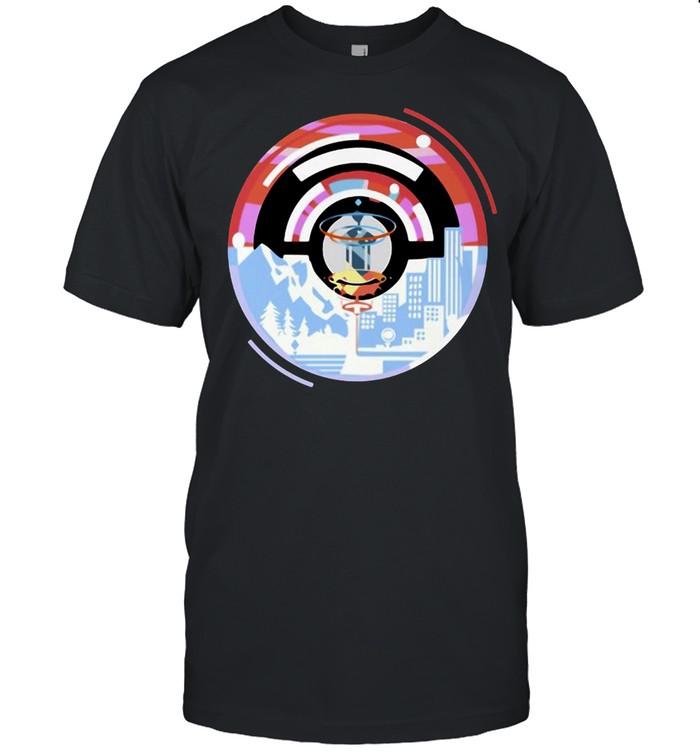 Pokemon Go Fest 2021 T-shirt Classic Men's T-shirt