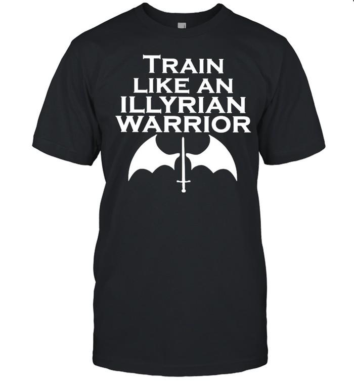 Train Like an Illyrian Warrior shirt Classic Men's T-shirt