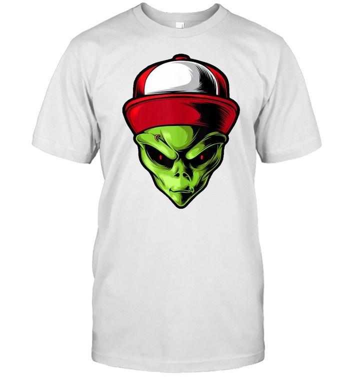 Alien Are You Ready  Classic Men's T-shirt