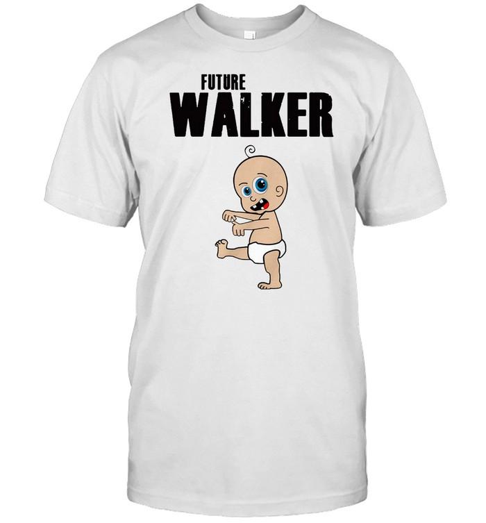 Future Walker Zombie Toddler  Classic Men's T-shirt