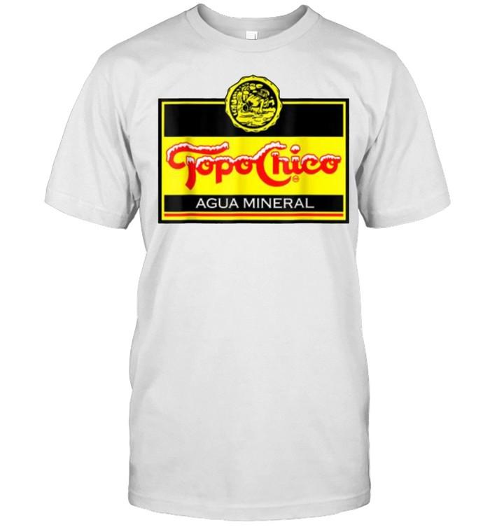 Topos chicos Agua Mineral Logo T- Classic Men's T-shirt