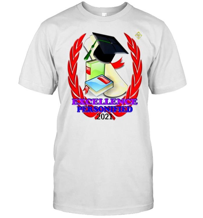 2021 GRADUATE  Classic Men's T-shirt