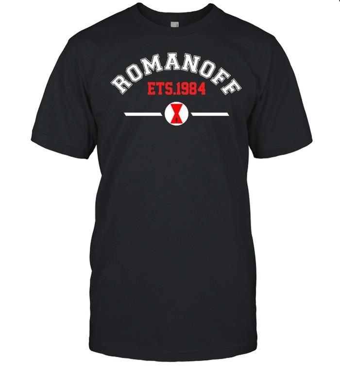 Romanoff est 1984 shirt Classic Men's T-shirt
