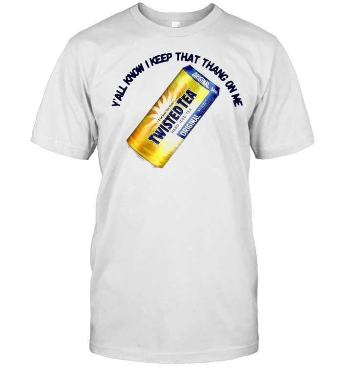 Y'all know I keep that thang on Me hot  Classic Men's T-shirt
