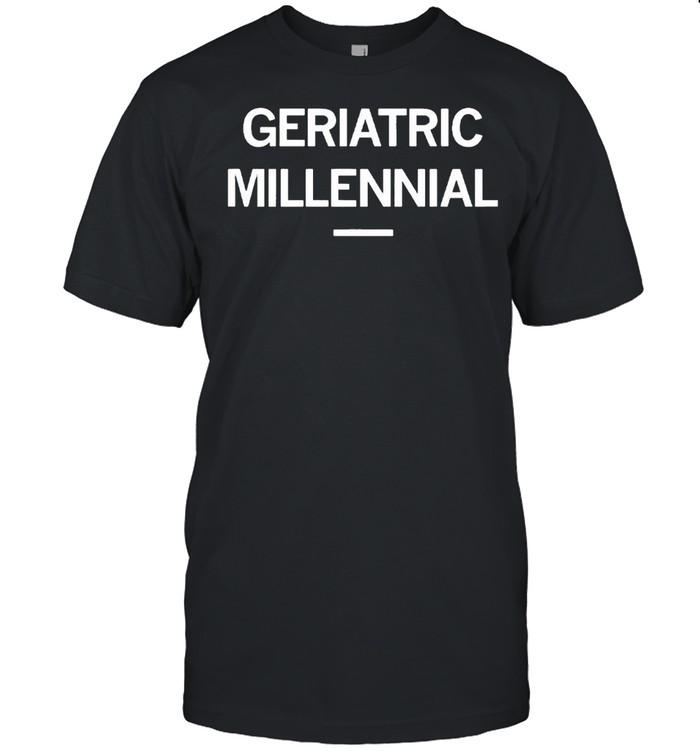 Geriatric Millennial shirt Classic Men's T-shirt